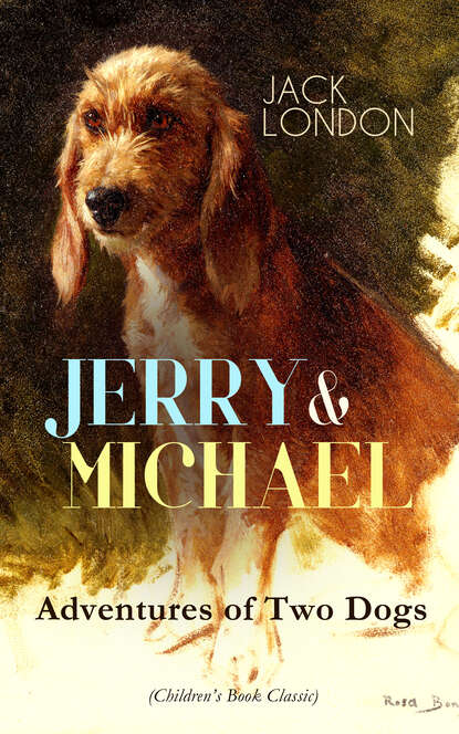 Джек Лондон JERRY & MICHAEL – Adventures of Two Dogs (Children's Book Classic) london j michael brother of jerry