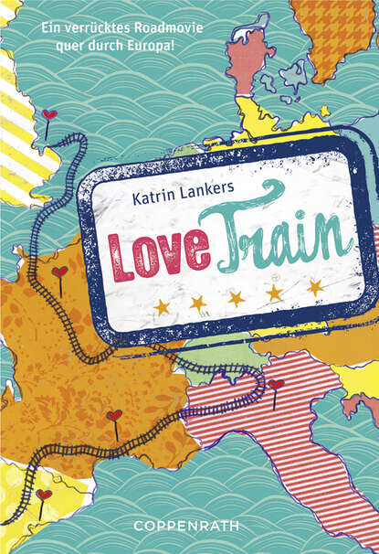 Katrin Lankers Rebella - Love Train
