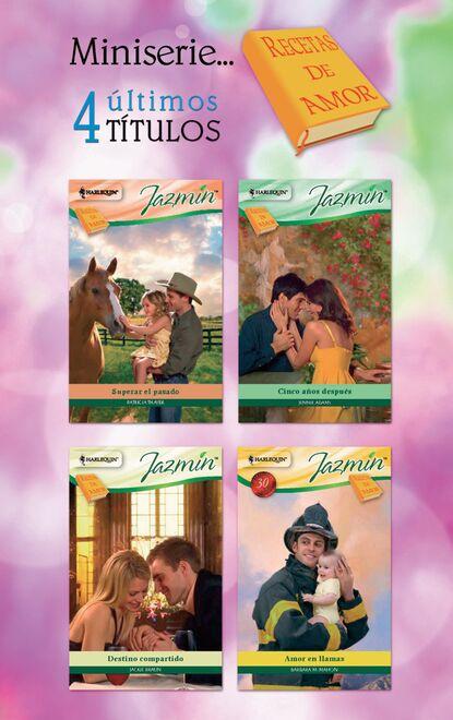 Varias Autoras Pack Miniserie Recetas de amor 2 varias autoras pack las novias balfour 2