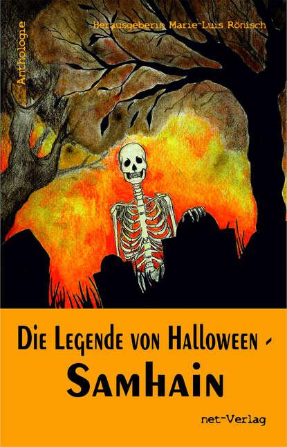 Группа авторов Die Legende von Halloween - Samhain недорого