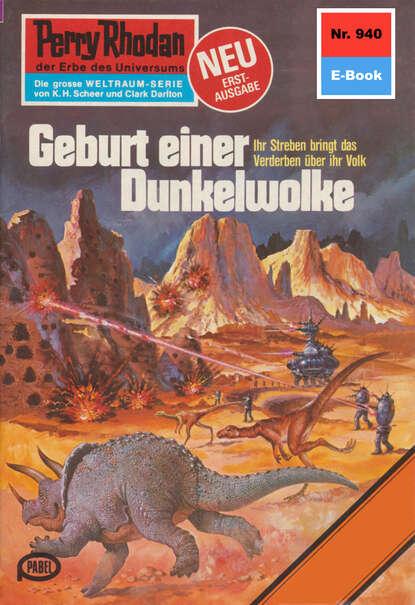 Ernst Vlcek Perry Rhodan 940: Geburt einer Dunkelwolke ernst vlcek perry rhodan 753 strategen des universums