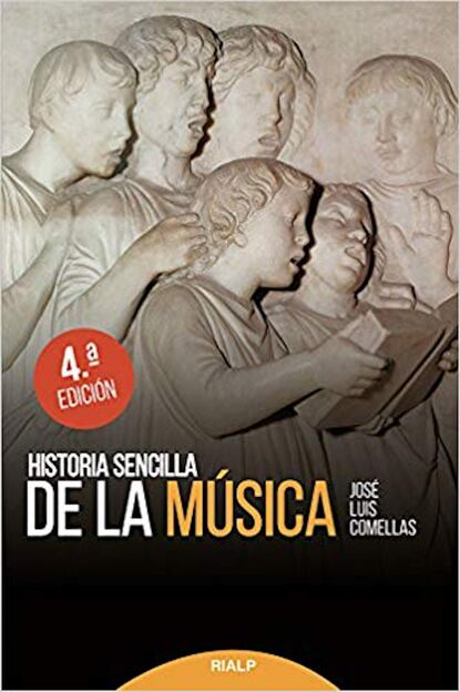 José Luis Comellas García-Lera Historia sencilla de la música carlos garcía gual historia mínima de la mitología