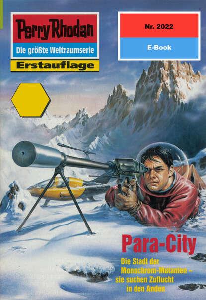 Perry Rhodan 2022: Para-City