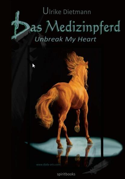 Ulrike Dietmann Das Medizinpferd - Unbreak My Heart ulrike dietmann on the wings of horses