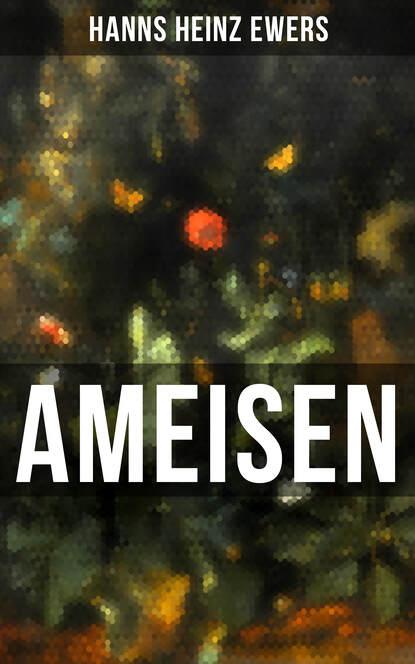 Hanns Heinz Ewers Ameisen недорого