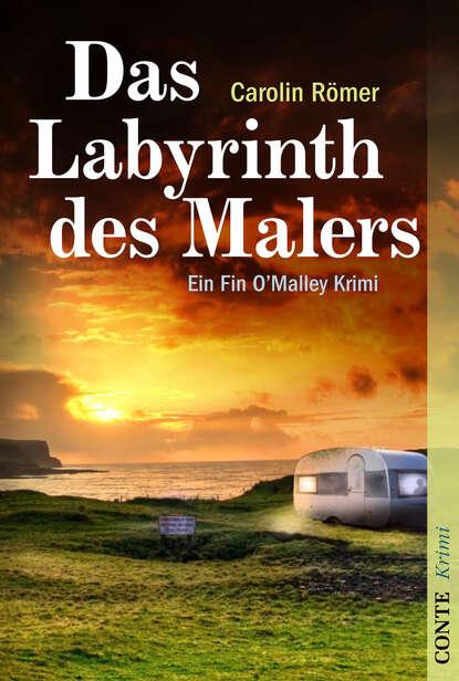 Carolin Römer Das Labyrinth des Malers недорого