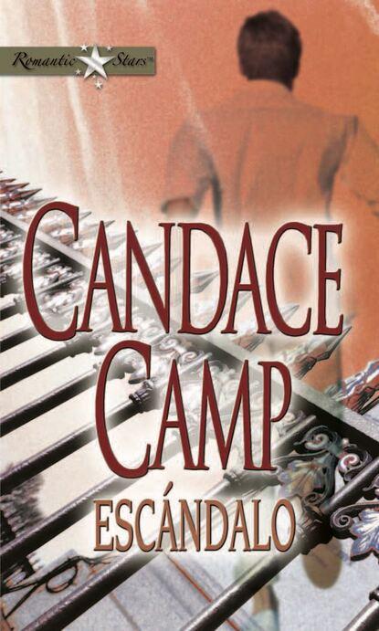 Candace Camp Escándalo недорого