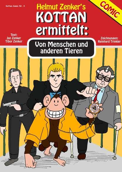 Helmut Zenker Kottan ermittelt: Von Menschen und anderen Tieren недорого