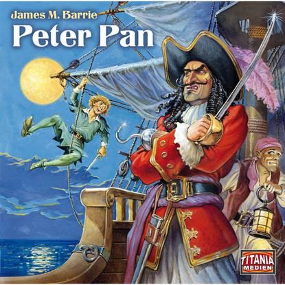 Фото - James M. Barrie Peter Pan - Titania Special Folge 3 james matthew barrie peter pan