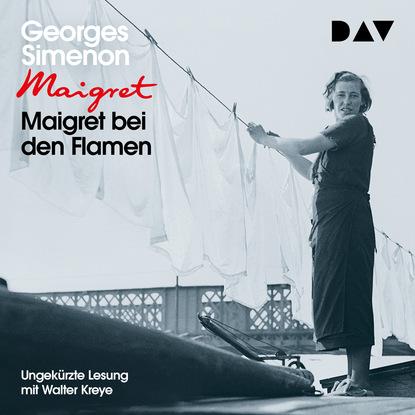 Georges Simenon Maigret bei den Flamen (Ungekürzt) maigret 19
