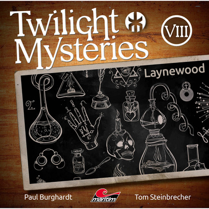 Фото - Paul Burghardt Twilight Mysteries, Die neuen Folgen, Folge 8: Laynewood paul burghardt twilight mysteries die neuen folgen folge 2 thanatos