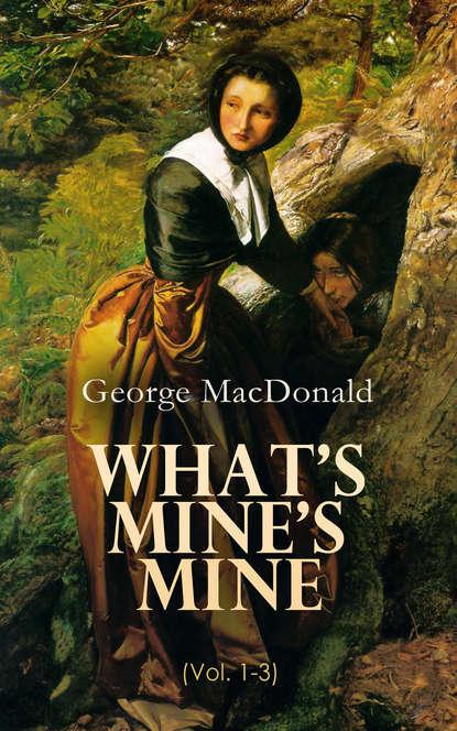 What's Mine's Mine (Vol. 1-3)