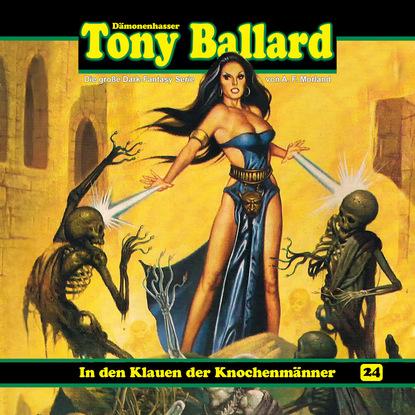 A. F. Morland Tony Ballard, Folge 24: In den Klauen der Knochenmänner a f morland thriller spannung 2021 13 urlaubs krimis auf 1527 seiten