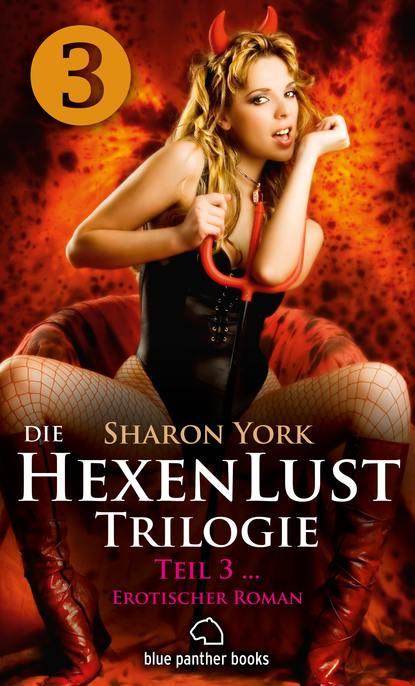 Sharon York Die HexenLust Trilogie   Band 3   Erotischer Roman sharon york die hexenlust trilogie wie alles begann erotischer roman