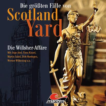 Фото - Paul Burghardt Die größten Fälle von Scotland Yard, Folge 25: Die Willsher-Affäre andreas masuth die größten fälle von scotland yard folge 20 die felseninsel
