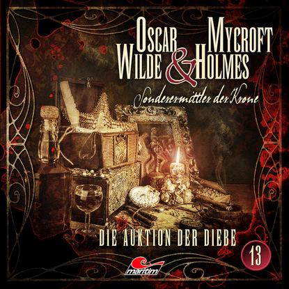 Jonas Maas Oscar Wilde & Mycroft Holmes, Sonderermittler der Krone, Folge 13: Die Auktion der Diebe