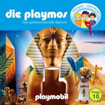 Simon X. Rost Die Playmos - Das Original Playmobil Hörspiel, Folge 10: Die geheimnisvolle Sphinx недорого