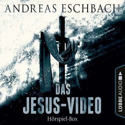 Andreas Eschbach Das Jesus-Video, Folge 1-4: Die komplette Hörspiel-Reihe nach Andreas Eschbach andreas riwar valandir