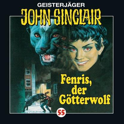 Jason Dark John Sinclair, Folge 55: Fenris, der Götterwolf недорого