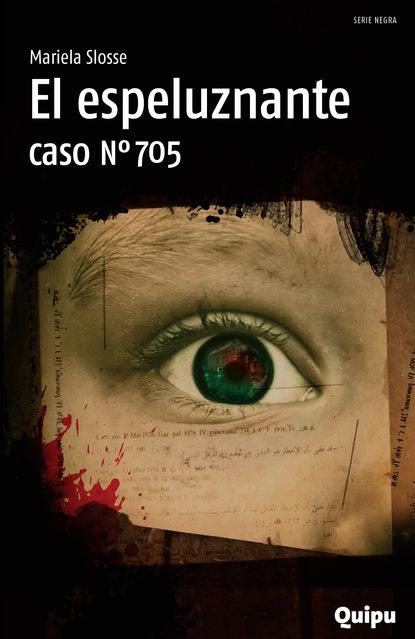 Фото - Mariela Slosse El espeluznante caso Nro. 705 jack goody el robo de la historia