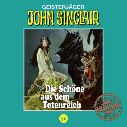 Jason Dark John Sinclair, Tonstudio Braun, Folge 52: Die Schöne aus dem Totenreich jason dark john sinclair tonstudio braun folge 47 disco dracula