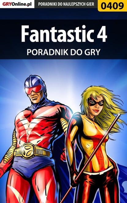 Kamil Szarek «Draxer» Fantastic 4 недорого