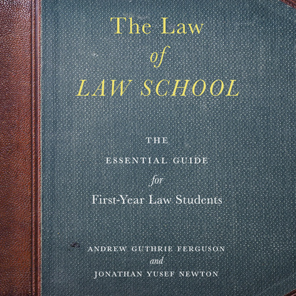 Фото - Andrew Guthrie Ferguson The Law of Law School - The Essential Guide for First-Year Law Students (Unabridged) michael mandelstam safeguarding adults and the law
