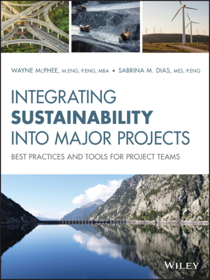 Wayne McPhee Integrating Sustainability Into Major Projects mohamed el reedy a construction management for industrial projects a modular guide for project managers