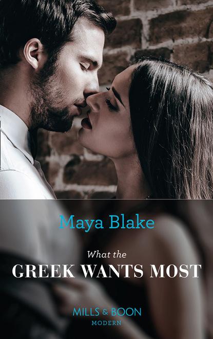 Maya Blake The Untamable Greeks фото