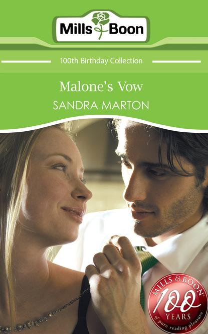 Sandra Marton Malone's Vow sandra marton wild revenge