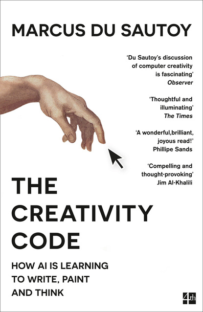 Marcus du Sautoy The Creativity Code marcus du sautoy what we cannot know