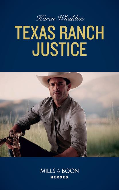 Karen Whiddon Texas Ranch Justice недорого
