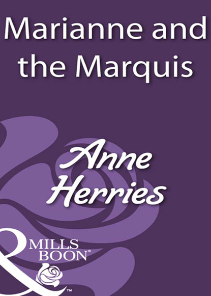 Anne Herries Marianne And The Marquis ваза marquis 7039 mr