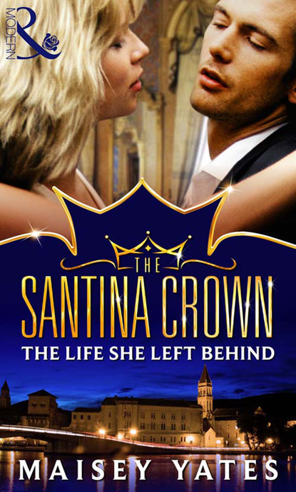 The Life She Left Behind (A Santina Crown Short Story)