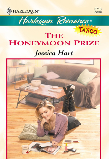 Jessica Hart The Honeymoon Prize letters to freya