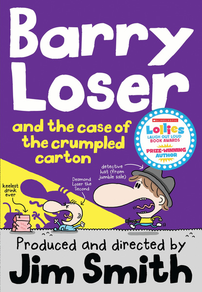 Jim Smith The Barry Loser Series