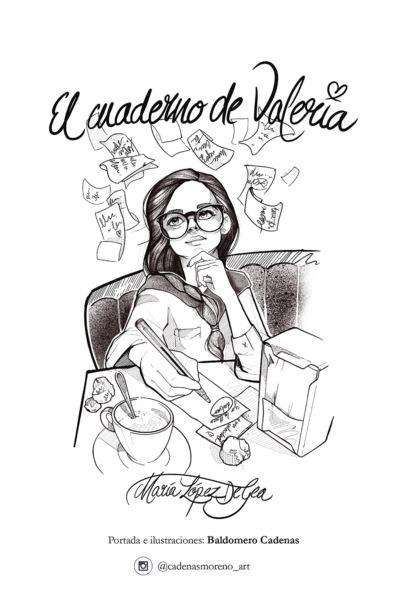 María López De Gea El cuaderno de Valeria maría isabel garcía esteban corazón de trapo