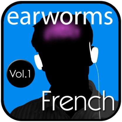 Фото - Earworms Learning Rapid French (Vol. 1) earworms learning rapid spanish latin american vol 1