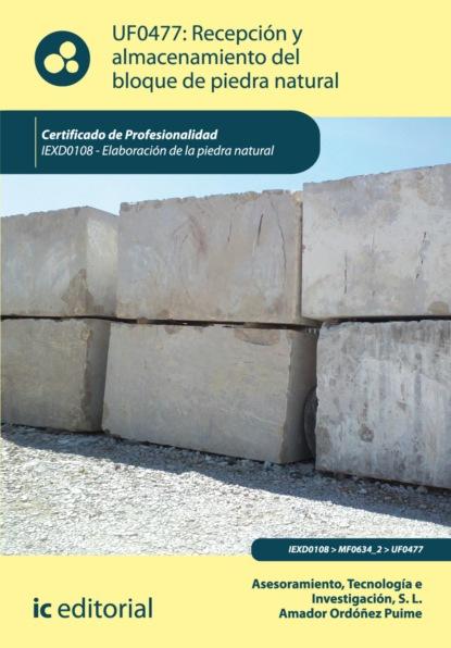 Tecnología e Investigación S.L. Asesoramiento Recepción y almacenamiento del bloque de piedra natural. IEXD0108 georges didi huberman gestos de aire y de piedra