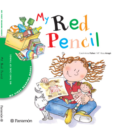 Фото - Carol-Anne Fisher My red pencil carol anne fisher my red pencil