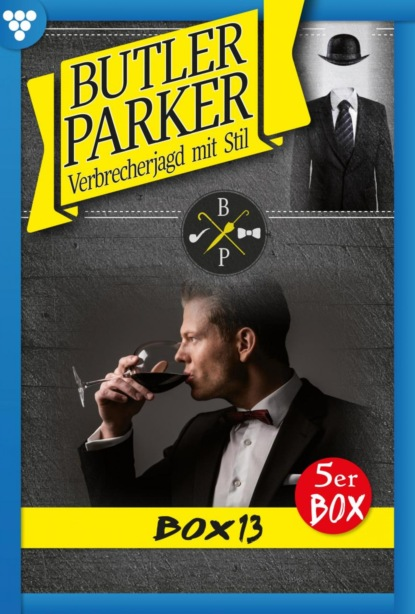 Butler Parker Box 13 – Kriminalroman