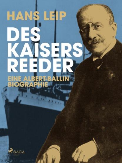 Hans Leip Des Kaisers Reeder hans leip fähre vii
