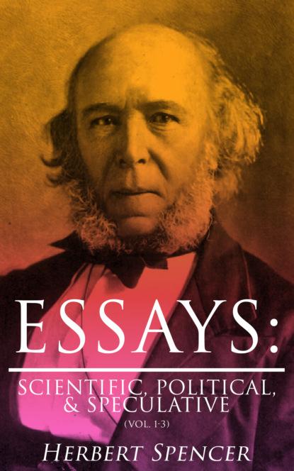spencer herbert the principles of biology volume 1 of 2 Spencer Herbert Essays: Scientific, Political, & Speculative (Vol. 1-3)