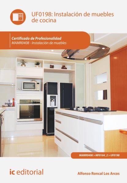 juan jesús maza martín elaboración de soluciones constructivas y preparación de muebles mamr0408 Alfonso Roncal Los Arcos Instalación de muebles de cocina. MAMR0408