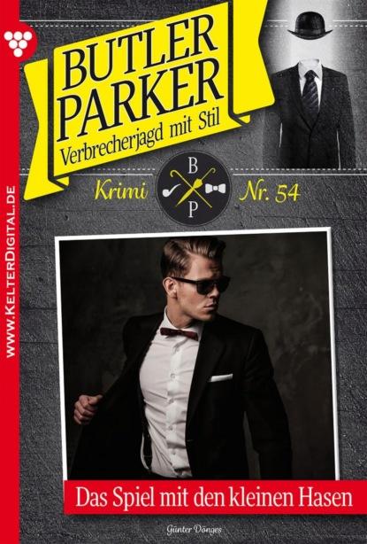 Butler Parker Classic 54 – Kriminalroman