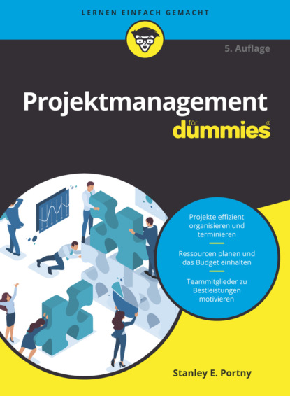 Stanley E. Portny Projektmanagement für Dummies недорого