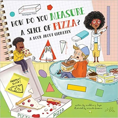 Фото - Lucy D. Hayes How Do You Measure a Slice of Pizza? - A Book About Geometry (Unabridged) leslie meier christmas cookie murder lucy stone book 6 unabridged