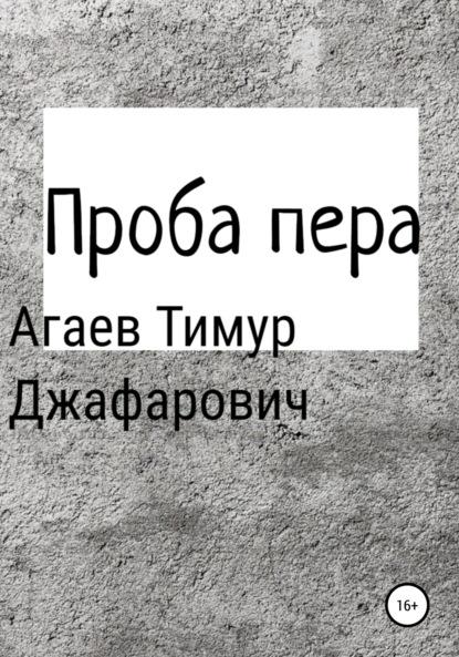 Тимур Джафарович Агаев Красноярск 2045