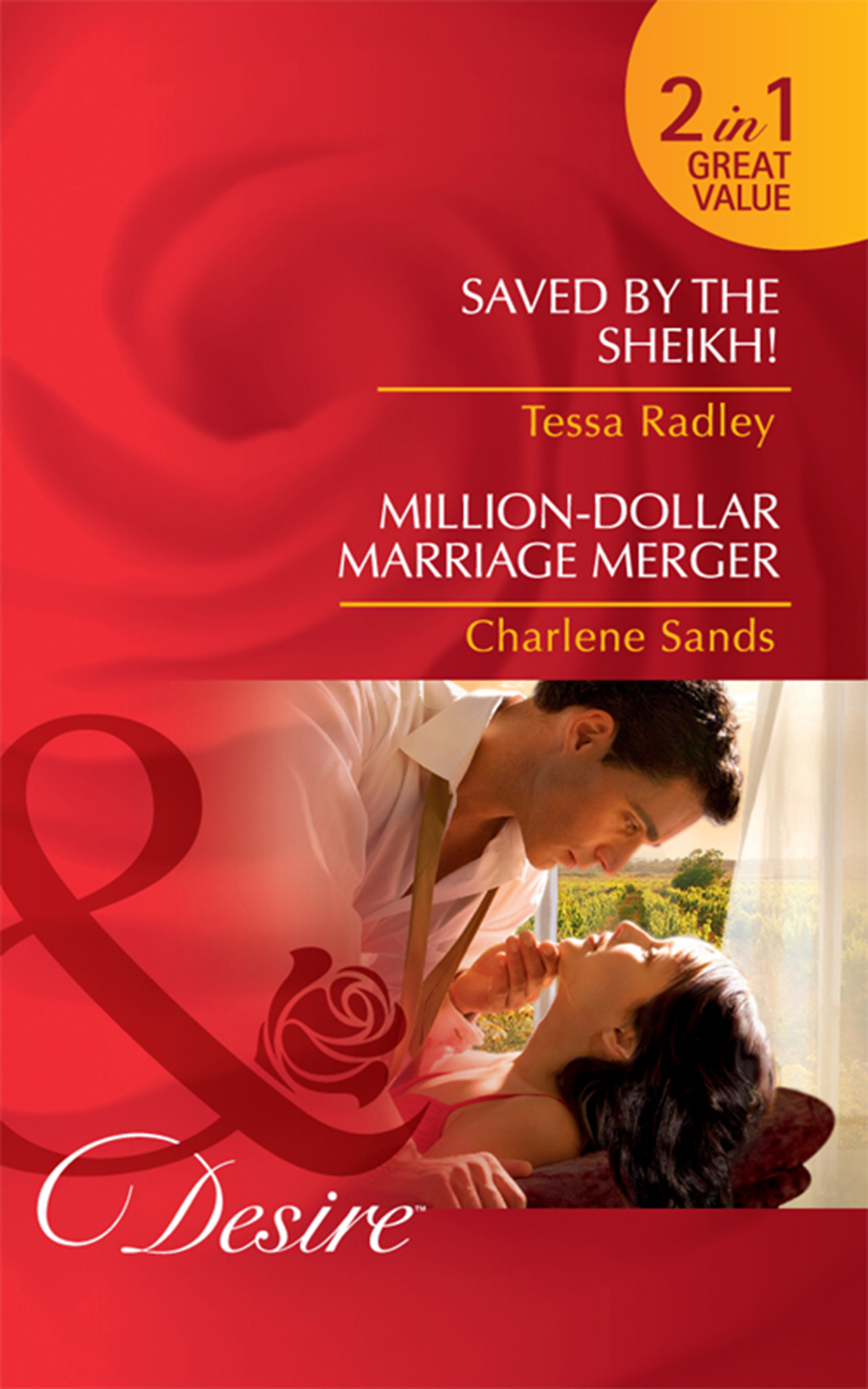 Saved by the Sheikh! \/ Million-Dollar Marriage Merger: Saved by the Sheikh! \/ Million-Dollar Marriage Merger