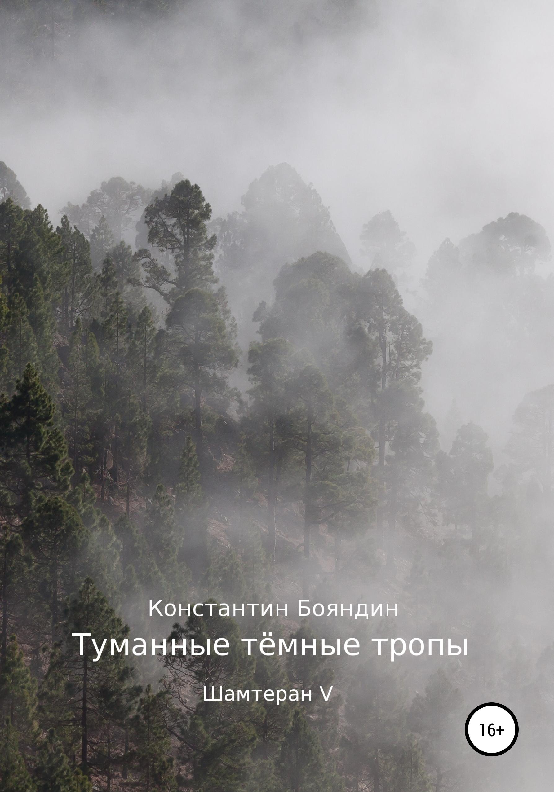 Туманные тёмные тропы